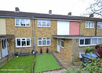Thumbnail 2 bed terraced house for sale in Wharley Hook, Harlow, Essex