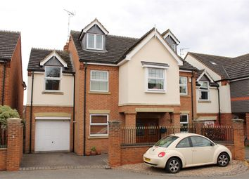 Thumbnail 6 bed detached house for sale in Marlborough Place, Lutterworth