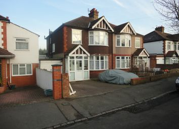 Thumbnail 3 bed semi-detached house for sale in Wood Lane, Isleworth, Middlesex