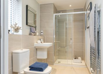 Thumbnail 2 bed flat for sale in Bellway At Qeii, Howlands, Welwyn Garden City