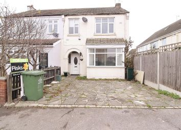 Thumbnail 3 bed semi-detached house for sale in London Road, Benfleet