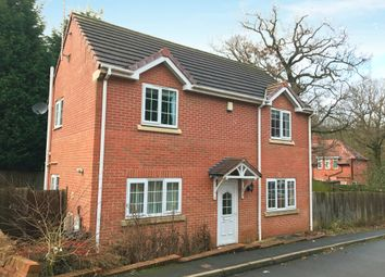 Thumbnail 3 bedroom detached house for sale in Edwinstowe Close, Brierley Hill