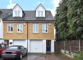 Thumbnail 3 bedroom end terrace house for sale in Shepherds Farm, Mill End, Rickmansworth, Hertfordshire