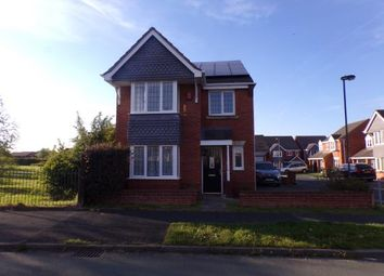 4 bed detached house for sale in Berryfields, Aldridge, Walsall, West Midlands WS9
