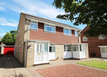 Thumbnail 3 bed semi-detached house for sale in Chipchase, Washington, Tyne And Wear