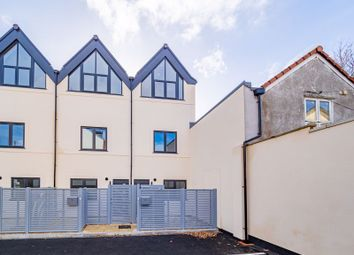 Thumbnail 3 bed terraced house for sale in Victoria Court, Bristol
