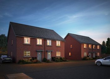 Thumbnail 2 bed terraced house for sale in Longhedge Village, Salisbury