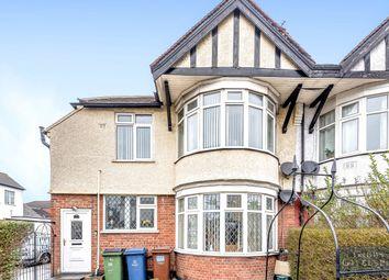 Kenton Road, Harrow HA3. 1 bed maisonette for sale