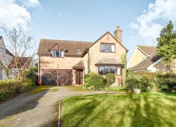 Thumbnail 4 bedroom detached house for sale in Mill Lane, Cleeve Prior, Evesham, Worcestershire