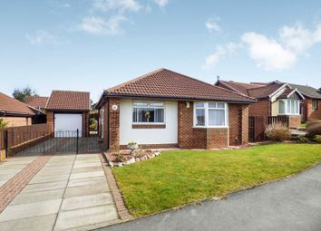 Thumbnail 2 bed bungalow for sale in Kendal Close, Peterlee