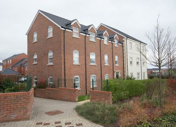 Thumbnail 2 bed flat for sale in Red Norman Rise, Hereford, Herefordshire