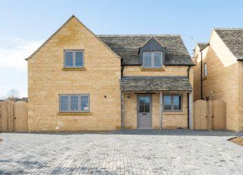 Thumbnail 4 bedroom detached house for sale in Upper Rissington, Cheltenham