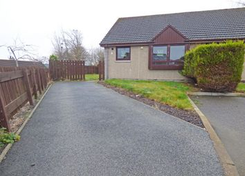 Thumbnail 2 bed semi-detached bungalow for sale in Graham Terrace, Alford