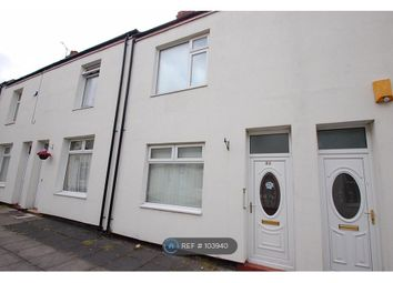 Thumbnail 3 bed terraced house to rent in Waverley Street, Stockton-On-Tees