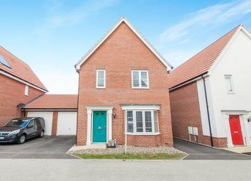 Thumbnail 4 bed link-detached house for sale in Magpie Chase, Stanway, Colchester