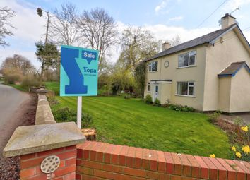 Thumbnail 3 bed detached house for sale in Cuddington, Malpas