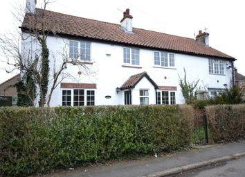 Thumbnail 4 bed semi-detached house for sale in Church Lane, Tetney