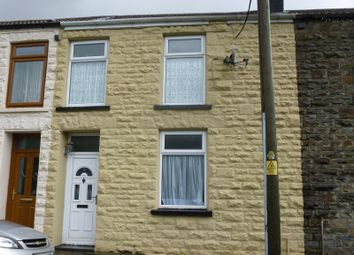 Thumbnail 3 bed property for sale in Hopkin Street, Treherbert, Rhondda Cynon Taff.