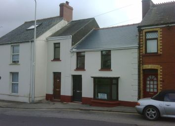 Thumbnail 1 bedroom flat to rent in City Road, Haverfordwest