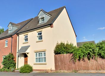Thumbnail 4 bed detached house for sale in Middlefield Road, Allington, Chippenham
