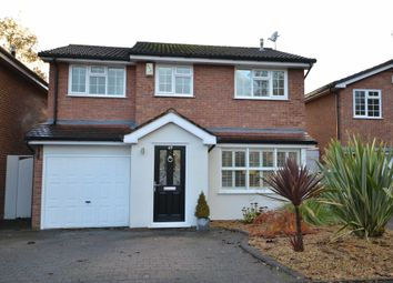 Thumbnail 4 bed link-detached house for sale in Mainwaring Drive, Wilmslow
