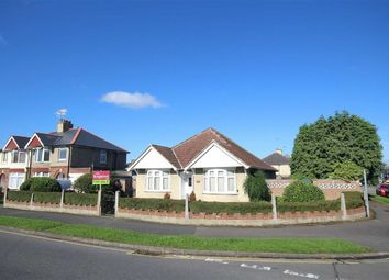 Thumbnail 3 bed detached bungalow for sale in Burford Avenue, Swindon, Wiltshire