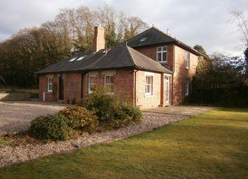 Thumbnail 4 bed semi-detached house to rent in Croft Cottage, Corbridge