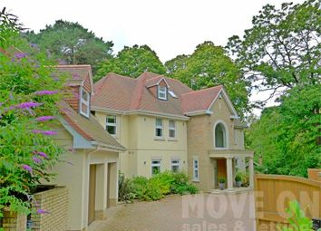 Thumbnail 6 bed detached house to rent in Upper Golf Links Road, Broadstone, Dorset