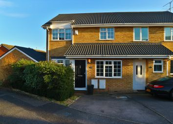 Thumbnail 3 bed semi-detached house to rent in Fakenham Close, Lower Earley, Reading