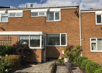 Thumbnail 3 bed terraced house for sale in Wisley Way, Harborne, Birmingham, West Midlands