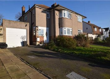 Thumbnail 3 bedroom semi-detached house for sale in Beechway, Bexley, Kent