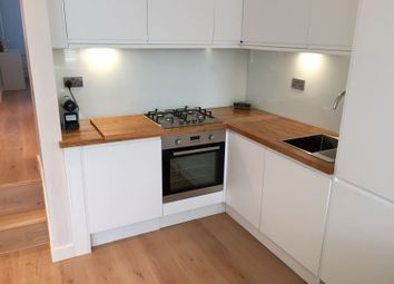 Thumbnail 2 bed flat to rent in Mansell Road, London