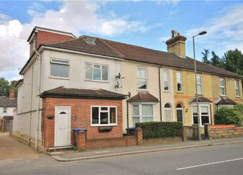 Thumbnail 2 bed maisonette to rent in Eastworth Road, Chertsey, Surrey