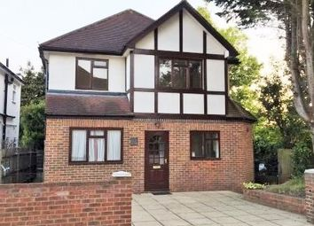 Thumbnail 4 bed detached house for sale in Bridge Way, Ickenham