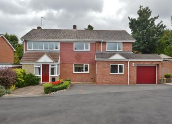 Thumbnail 5 bed detached house for sale in Weston Close, Bishops Wood, Stafford