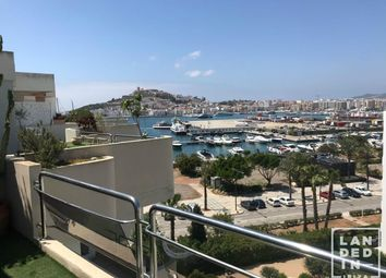 Thumbnail 3 bed apartment for sale in Marina Botafoch - Talamanca, Ibiza, Baleares