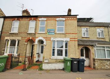 Thumbnail 4 bed terraced house to rent in Mill Road, Cambridge