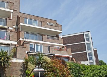 Thumbnail 2 bed flat for sale in Belle Vue Road, Durlston, Swanage