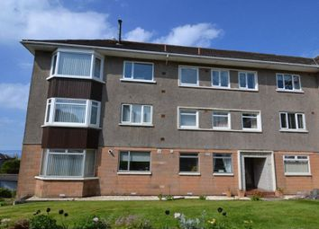 Thumbnail 3 bed flat for sale in Overton Crescent, West Kilbride