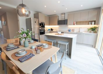 Thumbnail 4 bed town house for sale in Greenwell Rise, Chatham