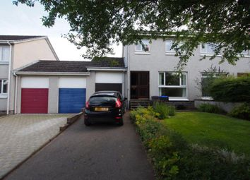 Thumbnail 3 bedroom semi-detached house to rent in Grant Road, Banchory