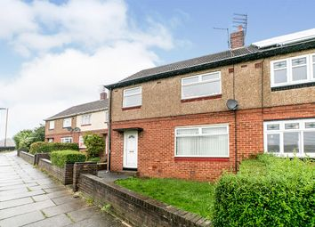 Thumbnail 3 bed semi-detached house for sale in Arden Square, Sunderland, Tyne And Wear