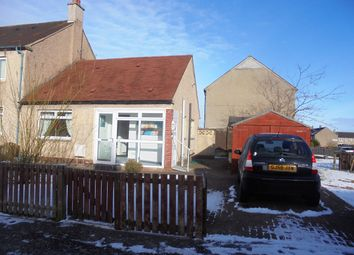 Thumbnail 1 bed bungalow for sale in Branchalmuir Crescent, Newmains Wishaw