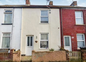 Thumbnail 2 bed terraced house for sale in Stone Road, Great Yarmouth