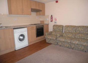 Thumbnail 1 bed flat to rent in Flora Street, Cardiff