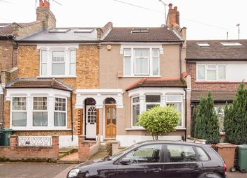Thumbnail 3 bed terraced house to rent in Pentire Road, London