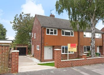 Thumbnail 4 bed semi-detached house for sale in Westwood Road, Newbury