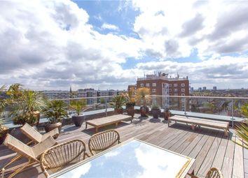 Alderside Apartments, Queens Park Place, Salusbury Road, London NW6. 3 bed flat for sale