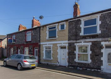 Thumbnail 2 bed terraced house for sale in Howard Street, Cardiff