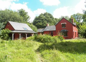 Thumbnail 4 bed detached house for sale in Brongest, Newcastle Emlyn